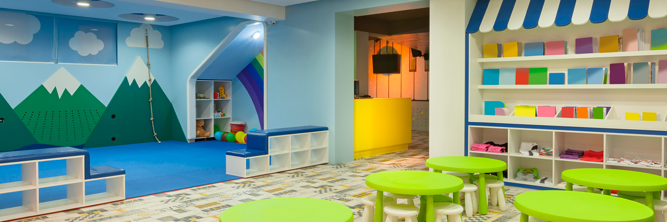 5 ideas para tener un aula sensorialmente inteligente for Decoracion aula infantil